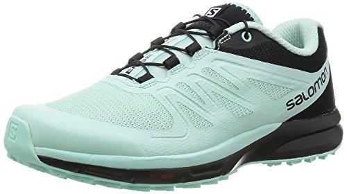 Salomon L37905100, Zapatillas de Trail Running Mujer, Azul (Igloo Blue/Igloo Blue/Black), 40 2/3 EU