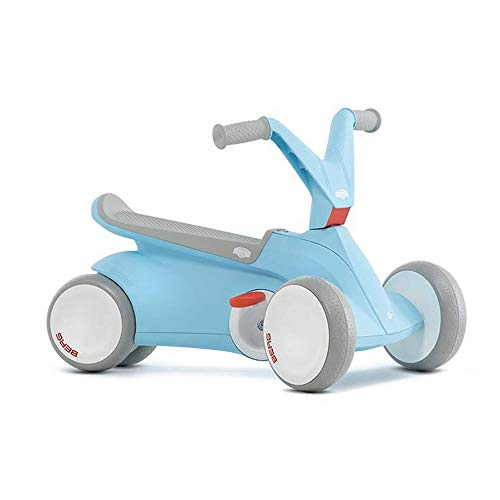 Berg Toys - Scooter con Pedales, Color Azul, 24.50.00.00.