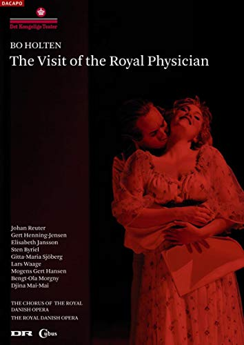 Holten, Bo - The Visit of the Royal Physician