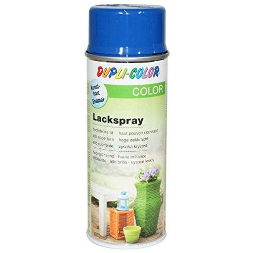 Dupli-Color 466762 Lackspray enzianblau 400 ml