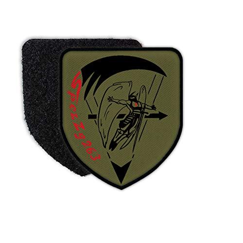 Copytec Patch SpezZg 263 Spezialzug Fallschirmjäger-Bataillon Bundeswehr Einsatz #29196