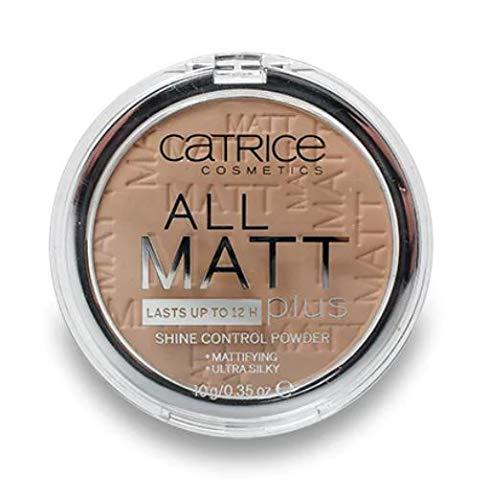 Catrice - Puder - All Matt Plus Shine Control Powder - Sand Beige 025