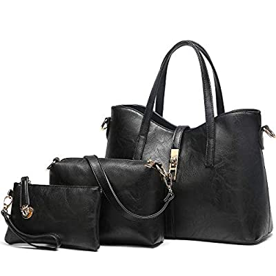 SYKT Purses and Handbags for Womens Satchel Shoulder Tote Bags Wallets