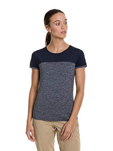Berghaus T-Shirt Technique Voyager à Manches Courtes pour Femme L Crépuscule