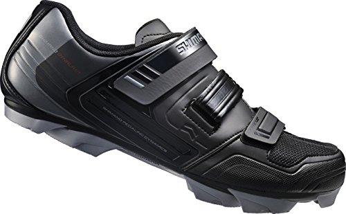 SHIMANO SH-XC31L Sapato esportivo off-road - masculino Mountain Bike, Preto, 44 M EU