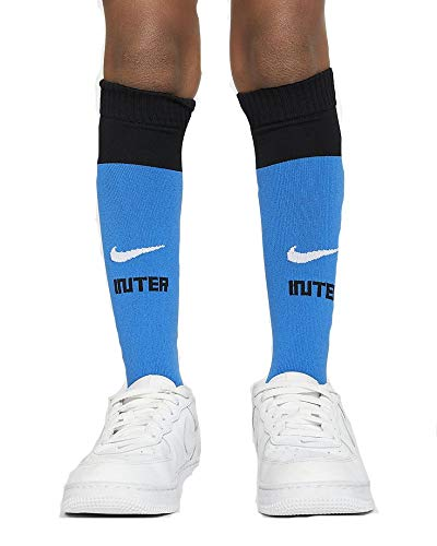 Nike Kinder Inter LK NK BRT KIT HM Football Set, Blue Spark/(White) (Full Sponsor), M