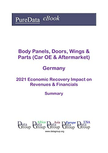 Body Panels, Doors, Wings & Parts (Car OE & Aftermarket) Germany Summary: 2021 Economic Recovery Impact on Revenues & Financials (English Edition)