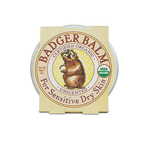 Badger Balm Unscented 56 g