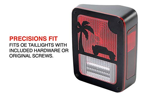 100W Halogen 6 inch 2015 Jeep Wrangler-RHD Post Mount Spotlight Driver Side with Install kit