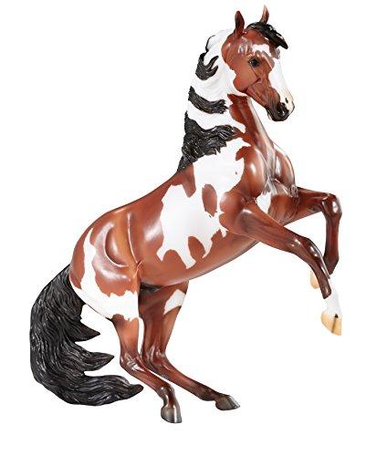 Breyer Picasso Mustang Stallion Modelo de Caballo de Juguete Tradicional