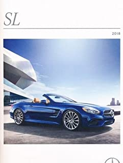 mercedes benz sl brochure