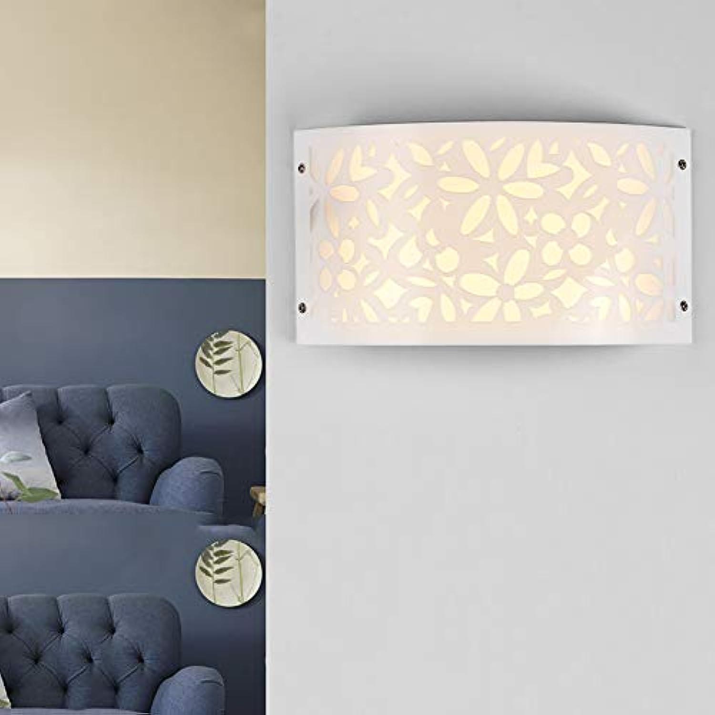 Hohle Wandlampe führte Wohnzimmerhintergrundwandlampenschlafzimmer-Nachttischlampen-Balkongang-Warm light