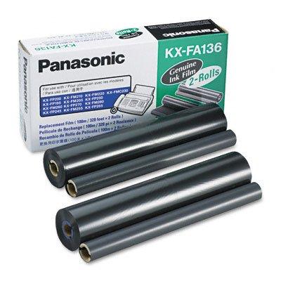 Panasonic - Panasonic KX FA136