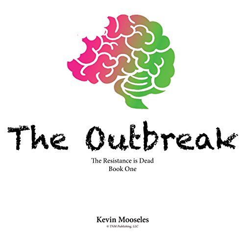 The Outbreak audiobook cover art