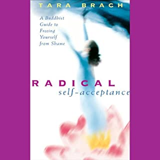 Radical Self-Acceptance audiobook cover art
