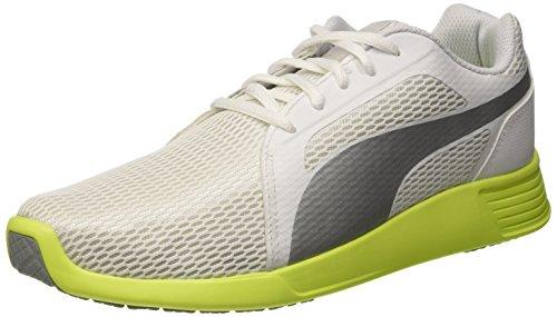 PUMA St Trainer Evo Silver-Sneaker-Blanc/Argent 8