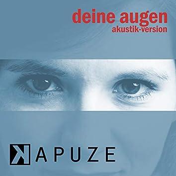 Deine Augen (Akustik-Version)