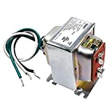 HQRP Transformador de 16 V 30 VA compatible con Zmodo Nest Eufy Nutone Ring Timbre de puerta con...