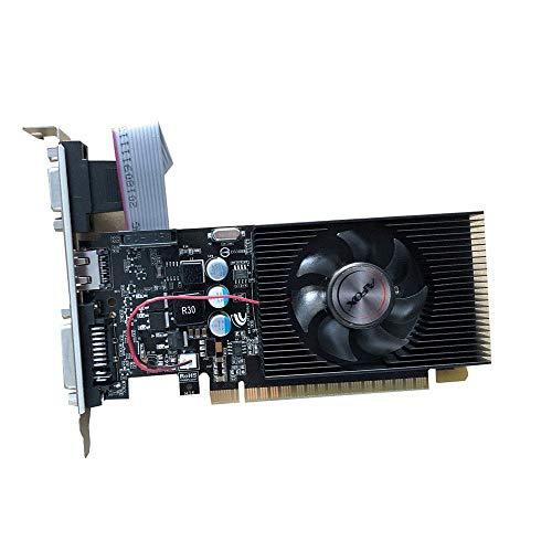 AFOX GeForce GT730 - Tarjeta gráfica PCI-E (4 GB, 128 bits)