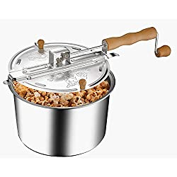 in budget affordable 6250 Great Northern Popcorn Original 6 1/2 Quart Popcorn Rotary Cooker – Theater…