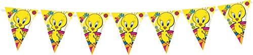 B&S BBS – Guirlande pour fêtes Tweety Looney Tunes (122267)