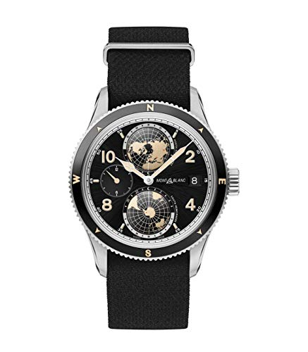 Montblanc Uhr 1858Geosphere Automatic UTC 117837