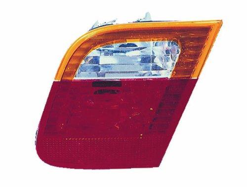 Depo 2267839 Feu arriére, sans porte-lampe, interieur, orange