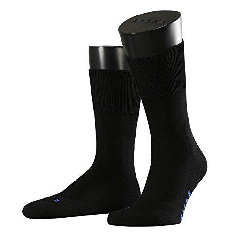 FALKE Sport Spirit Unisex Socken Run 2er Pack, Größe:35/36;Farbe:black