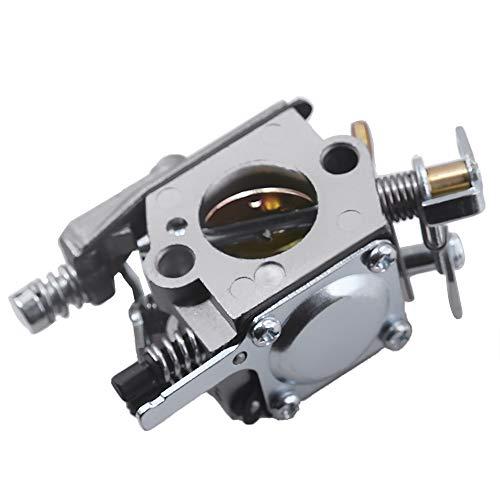 Pan300 Carburetor Kit for Husqvarna 36 41 136 137 137E 141 142 141LE 142, Husky Chainsaw Saw, Replaces Zama C1Q-W29E Carb WT-834 WT-657 WT- 529 WT-289 WT-285 WT-239 WT-202 530071987 530019172