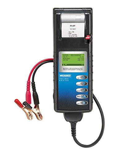 Midtronics mdx-655p Batterietester mit Drucker, 6/12V, Set von 1