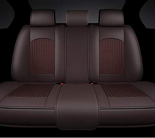 QCZT88 Funda de Asiento de Coche Compatible con GM Cadillac ATS, CT6, CTS, DTS, ELMIRAJ, SCLADE, SRX