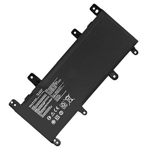 WXKJSHOP Ersatz akku kompatibel mit C21N1515 0B200-01800100 ASUS R753UA Series Laptop R753UB Series Laptop R753UX R753UX-T4043T R753UX-T4024T K756UQ Series Laptop 7.6V 4900mAh 38Wh