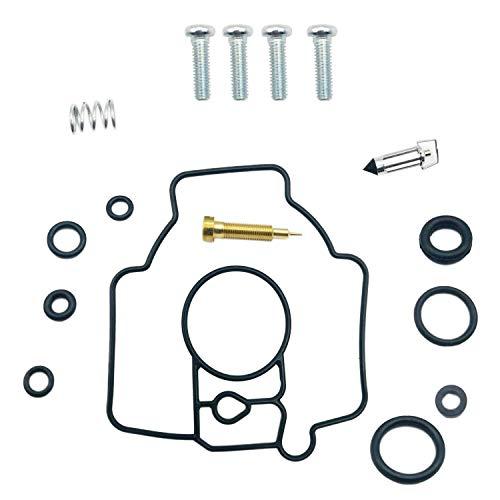 Notonparts Repair Kit 2475703-S 2475703S Carburetor Rebuild Repair Kit 2475703 247570S For Kohler Engine CH23 CH25 CH620 CH640 CH670-0015 CH670-0017 CH680 CH730 CH740 Cub Cadet Lawn Mower LH690-3003 -  2475703S 247570S