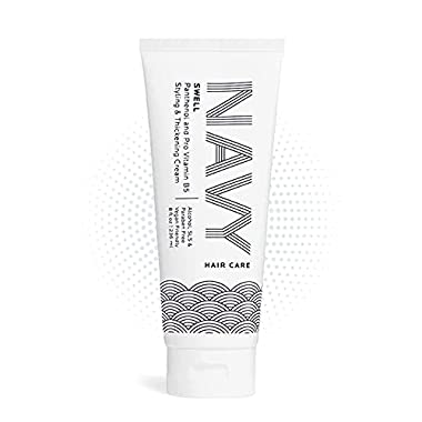 NAVY Swell Hair Styling and Thickening Cream for Voluminous Looks | 4 oz / 118 mL Hair Thickening Cream for Men & Women…