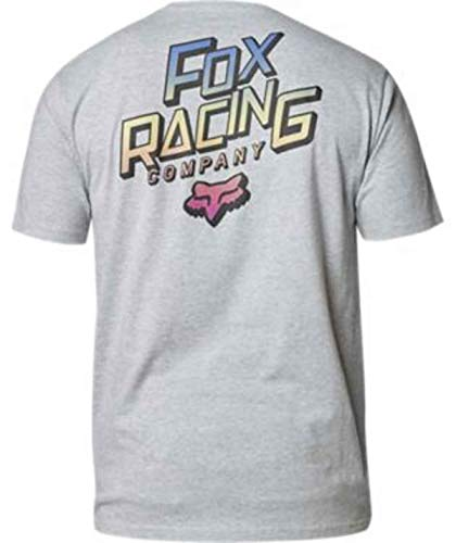 Fox T-Shirt Cruiser Grau Gr. L