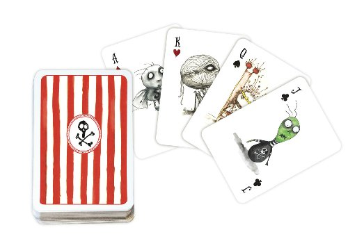 Dark Horse Comics Tim Burton Playing Cards