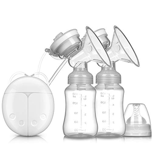 Double Electric Breast Pumps for Breast Milk Feeding