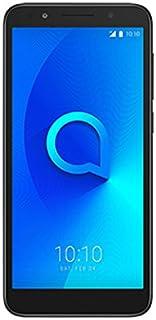 "Alcatel 1 5033J Unlocked Smartphone Dual Sim 5"" 18:9 Display, Android Oreo (Go Edition), 8MP Rear Camera, 4G LTE - Works W..."