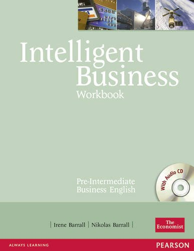 Intelligent Business Pre-Intermediate Workbook and CD pack: Industrial Ecology
