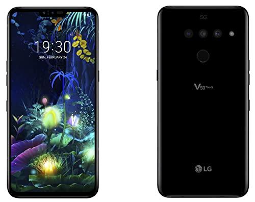 LG V50 ThinQ 5G - Smartphone 128GB, 6GB RAM, Dual Sim, Black