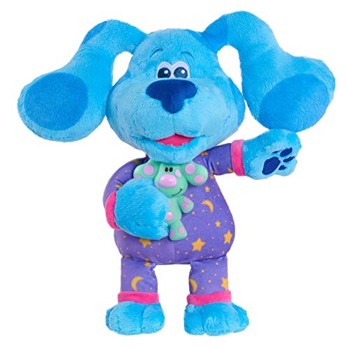 Blue's Clues & You! Bedtime Blue, 13-inch plush