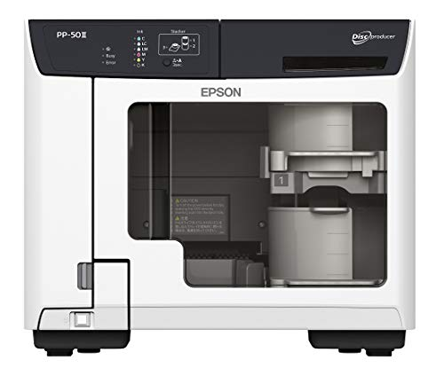 EPSON CD/DVD/BD ディスク デュプリケーター PP-50-2
