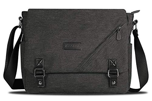 Our #6 Pick is the ibagbar Classic Messenger Bag
