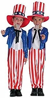Best uncle sam costume toddler Reviews