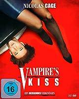 Vampire's Kiss - Ein beissendes Vergnuegen (Mediabook, Blu-ray+DVD)