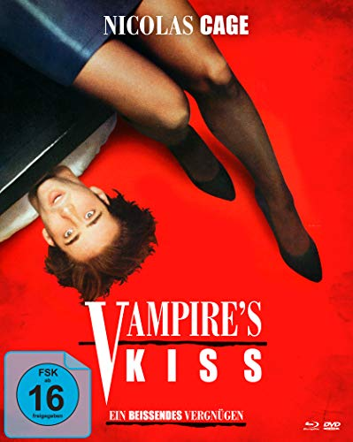 Vampire's Kiss - Ein beißendes Vergnügen - Mediabook (+ DVD) [Blu-ray]