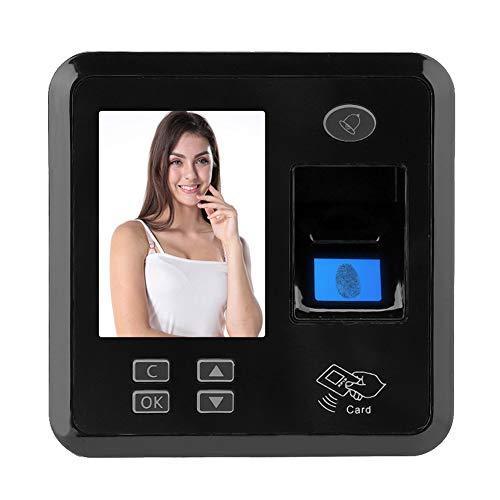Zugangskontrollsystem, Intelligente Zutrittskontrolle für biometrische Fingerabdrücke und ID-Karten Zutrittskontrolle für Zeiterfassung mit IP/TCP-Schnittstelle