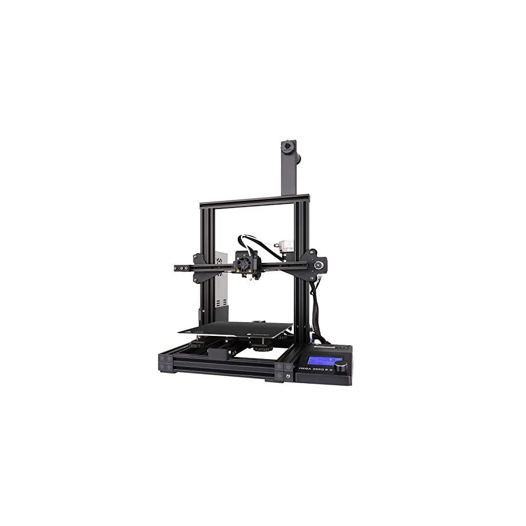 ANYCUBIC Stampante 3D i3 Mega-S Dimensioni di stampa 210 x 210 x 205mm equipaggiata con piatto di stampa Ultrabase e Display Touchscreen da 3,5 per TPU PLA