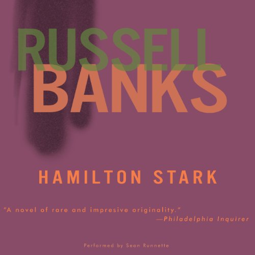 Hamilton Stark audiobook cover art
