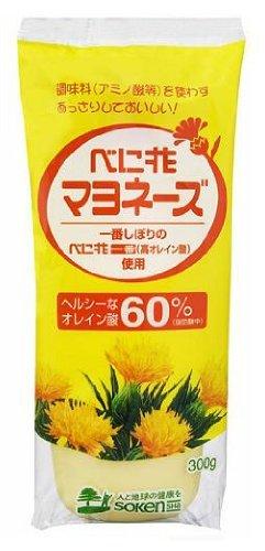 創健社 べに花オレインマヨネーズ 300g ×8セット